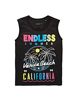 Label J Endless Vest Long