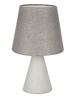 Lorraine Kelly Concrete Table Lamp