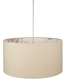 Lorraine Kelly Floral Pendant Shade