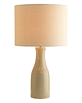 Kipling Table Lamp Grey