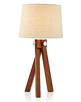 Manhattan Tripod Table Lamp