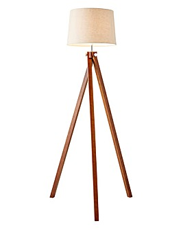 Manhattan Tripod Floor Lamp