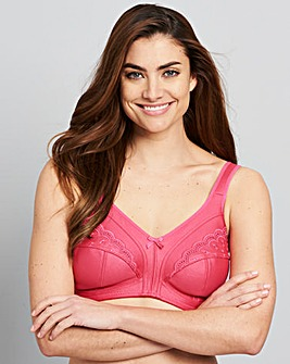 Two Pack Sally Minimiser Bras