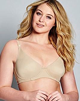 Sienna Back Smoothing Blush Bra