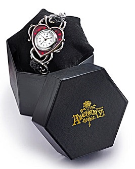 Alchemy Gothic Bed Of Roses Watch