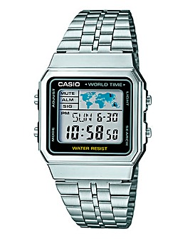 Casio Gents Digital Bracelet Watch