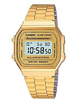 Casio Classic Gold-tone Bracelet Watch