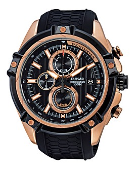 Pulsar Gents WRC Chronograph Watch