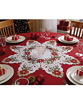 Easycare Cutwork Table Linen