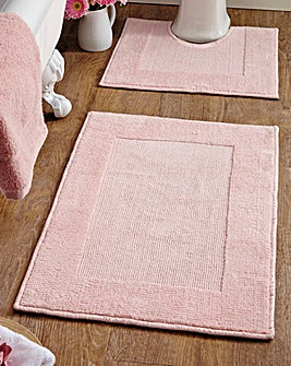 Super Dry Bathroom Mat Set