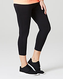 Sports 3/4 Length Leggings