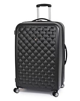 IT Luggage 72.4cm Large Suitcase - Black