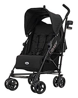 Obaby Zeal Stroller Black