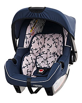 Obaby Zeal Group 0+ Infant Car Seat