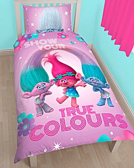 Trolls Grow Panel Duvet Cover