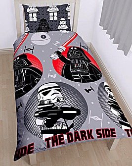 Lego Star Wars Villains Rotary Duvet