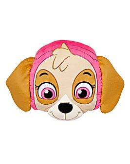 Paw Patrol Sky Girls Shaped Cushion