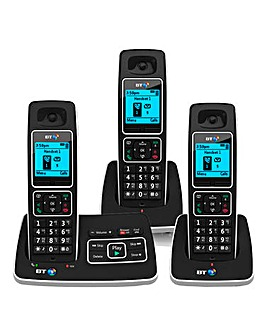 BT6600 Triple Cordless Phone