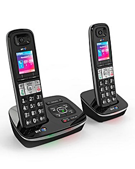 BT8600 Call Blocker Twin Phone