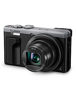 Panasonic DMC-TZ80 4K Silver Camera