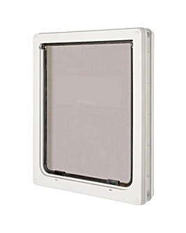 Petmate Large Dog Door White