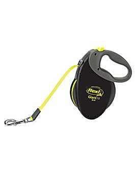 Flexi Giant Lead - 8M Tape Neon