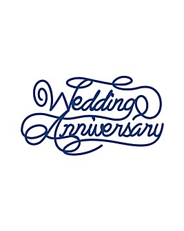 Tattered Lace Wedding Anniversary Die