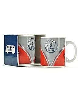 Volkswagen Red Van Mug