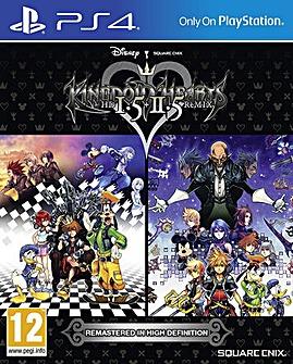 Kingdom Hearts 1.5  2.5 Remix PS4