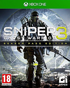 Sniper Ghost Warrior 3 Season Pass Edn