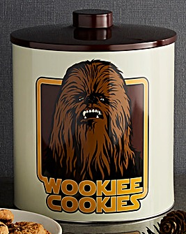 Star Wars Wookiee Cookies Biscuit Barrel