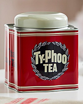 Typhoo Tea Caddy