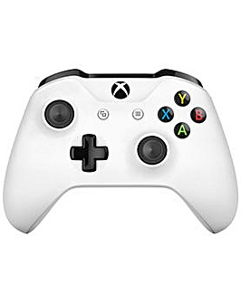Xbox One Crete White Wireless Controller