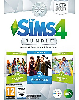 The Sims 4 Bundle Pack 7 for PC and Mac