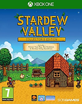 Stardew Valley Collector�s Edition XBOne