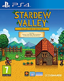 Stardew Valley Collector�s Edition PS4