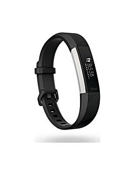 FITBIT Alta HR - Black Large