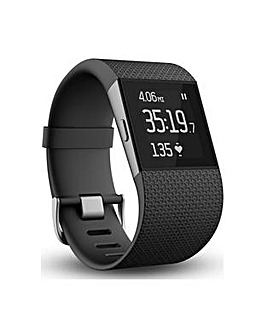 FITBIT Surge - Large Black