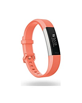 FITBIT Alta HR - Coral Large