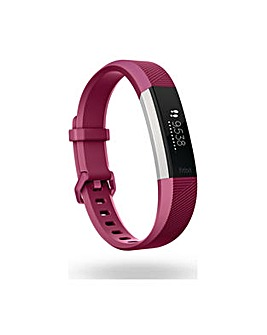 FITBIT Alta HR - Fuschia Small