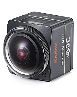 Kodak PIXPRO SP360 360 Action Cam Extrme