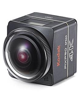 Kodak PIXPRO SP360 360 Action Cam Dual