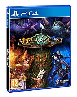 ArmaGallant Decks Of Destiny PS4