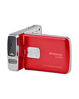 Polaroid ID2020 Full HD Camcorder - Red.