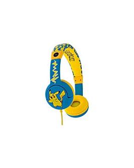 OTL Pokemon Junior Headphones - Blue.