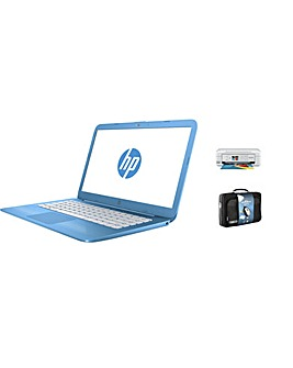 "HP 14"" Intel 4GB 32GB Win 10 Office 365"
