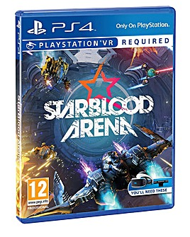 Starblood Arena Playstation VR Needed