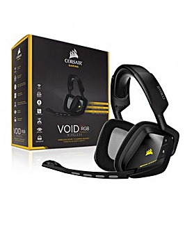 Corsair Void Wireless 7.1 Carbon Hedset