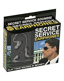 Secret Service Ear Phones