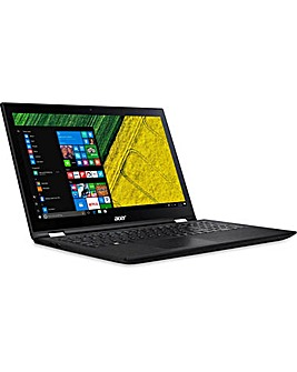Acer cnvertible 15.6 Ci3 8GB 1TB laptop